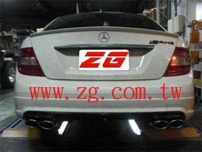 新竹ZG排氣管!!!BENZ C180*C200 C300 E200 E220 w203  w204 w211 w221 SMART ROADSTER...