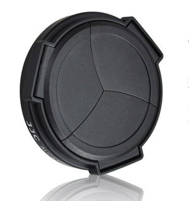 JJC松下LX100自動鏡頭蓋DMC-LX100 LX100II 自動開合鏡頭蓋 鏡頭蓋  自動賓士蓋