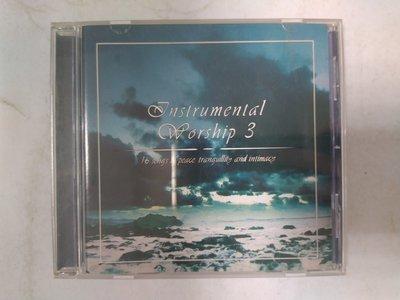 昀嫣音樂(CDa42)   Instrumental Worship 3 2003年 有磨損有細紋 保存如圖 售出不退
