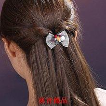 原音~煙雨江南髮飾髮圈韓國髮繩原創手工民族風頭飾蝴蝶結裝飾復古飾品