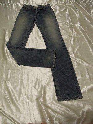 """^二手^EDWIN 牛仔褲""""27"""