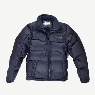 已售出 Columbia TITANIUM Down Jacket 黑 S 羽絨外套 防潑水 外套 保暖 機能輕量