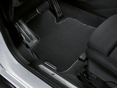 【樂駒】 BMW M Performance F40 原廠 短絨 絨毛 腳踏墊 加裝 車內 車室
