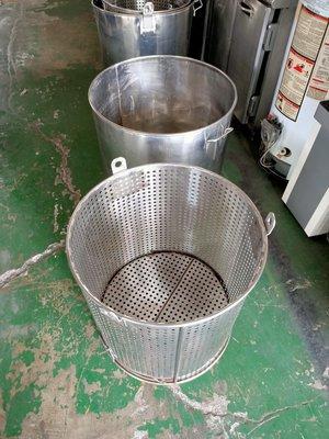 桃園國際二手貨中心-----訂製款 厚料304不鏽鋼 滷味桶 大湯桶 大湯鍋60*60公分