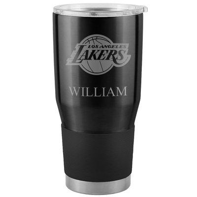 《FOS》NBA 洛杉磯 湖人隊 30oz  保溫杯 隨手杯 咖啡杯 環保杯 客製 Lebron Kobe 禮物 新年