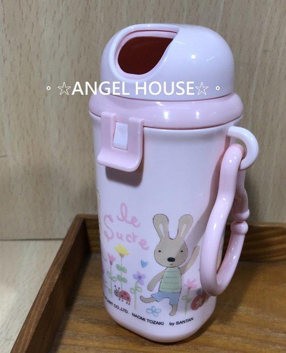 。☆ANGEL HOUSE☆。日本進口**le Sucre 法國兔**小饅頭餅乾罐556