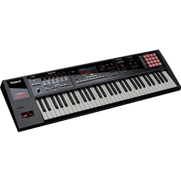 ☆唐尼樂器︵☆分期免運 Roland FA-06 61鍵 合成器 鍵盤 電子琴