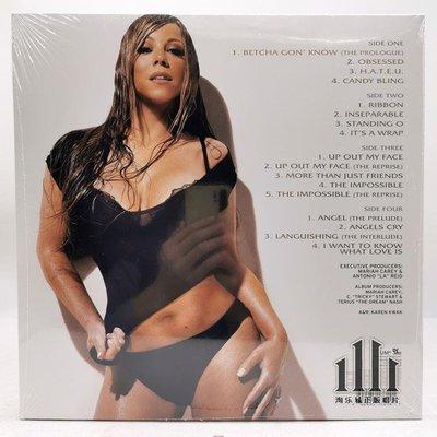 爆款CD.唱片~凱莉 Mariah Carey Memoirs Of An Imperfect Angel 2LP 黑膠