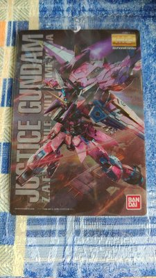 Gundam 高達 package art collection Justice 正義 24 初版 絶版