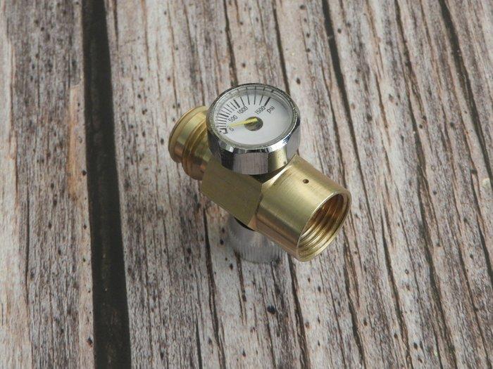 PCP 漆彈定壓閥專用開關閥