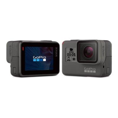 免押金租GOPRO Hero 5 Black抵用券[日租150]潛水、運動內建觸控螢幕的黑色攝影機+1顆電池+3種保護殼