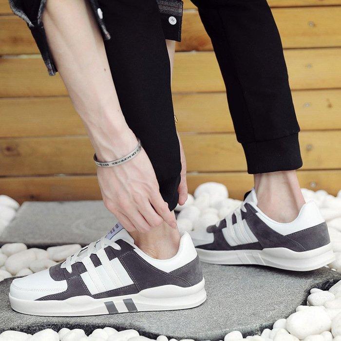 時尚男鞋冬天帆布鞋冬季男鞋韓版爆款學生男士運動鞋工廠