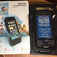 Nuud Lifeproof water proof case for iPhone 5/5s