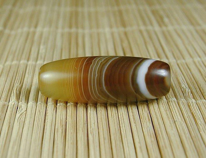 藏珠物流中心* **天然純正老礦纏絲瑪瑙--附收藏錦袋 * *A910