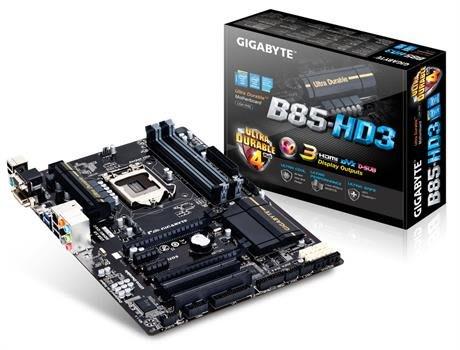 E3 1230 V3+GA B85-HD3 含檔板 半套良品出售 九成新 台南善化新市可面交  含風扇檔板 良品個人保七