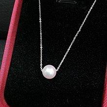 太愛買~買太多~轉賣☆【City Diamond 引雅】日本AKOYA珍珠7.5-8.5mm項鍊(東京Yuki系列)☆