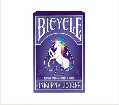 【USPCC撲克】Bicycle Unicorn Retail 2018 National Deck