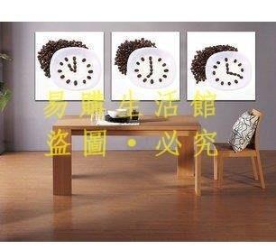 [王哥廠家直销]咖啡創意歐式無框畫 現代簡約餐廳裝飾畫三聯畫 時尚家居壁畫掛畫LeGou_2086_2086
