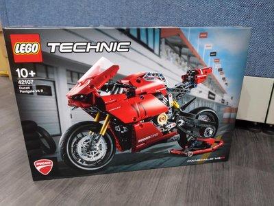 [現貨 公司貨] LEGO 42107 科技系列 Ducati Panigale V4 R杜卡迪 Technic 樂高