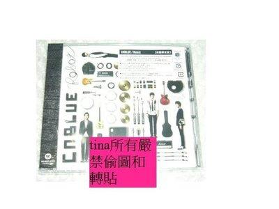 全新現貨CNBLUE日版日文單曲Robot 初回限定版CD+Code Name Blue DVD贈特別影像鄭容和宗泫敏赫