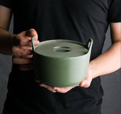 陶瓷雙耳碗-泡麵碗 湯碗 飯碗 家用碗 防燙手 烘焙烤碗 微波碗_☆優購好SoGood☆