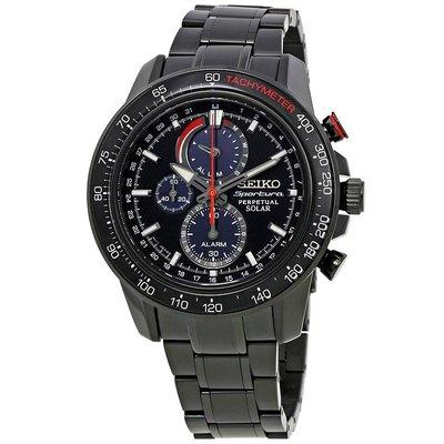SEIKO 精工錶 手錶 SSC427P1 45mm Sportura 光動能 男錶女錶