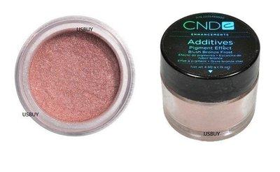 美國製全新原裝CND Shellac Additives Pigment 特效極微粒珠光閃粉【裸】CIATE魚子醬