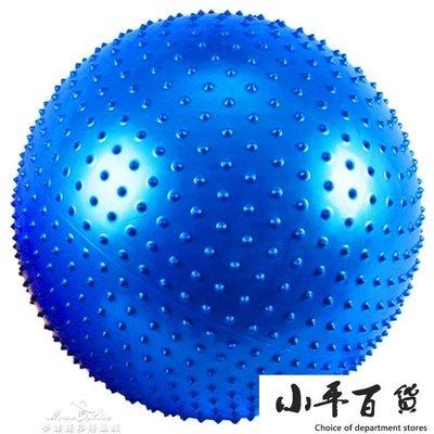 兒童訓練按摩球健身瑜伽球加厚防爆觸覺孕婦寶寶顆粒球【小平百貨】