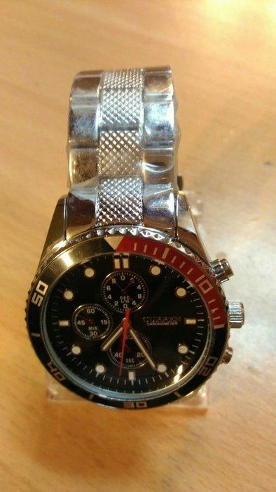 CURREN/卡瑞恩 男士鋼帶手錶 商務休閒手錶男表