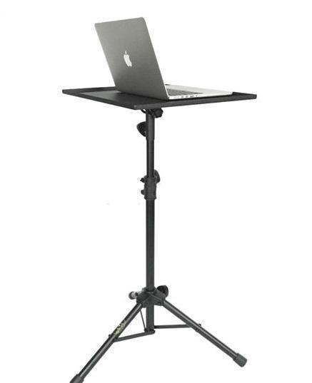 【六絃樂器】全新 YHY LT-100 多用途器材立地架 附軟墊 / 適用筆電平板 小樂器 混音器 投影機