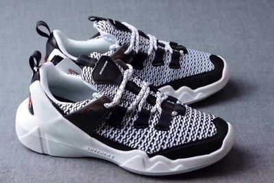 Sneaker DLT-A Air Cooled 斯凱奇 記憶緩震休閒運動慢跑鞋 男女鞋 透氣 編織 白黑