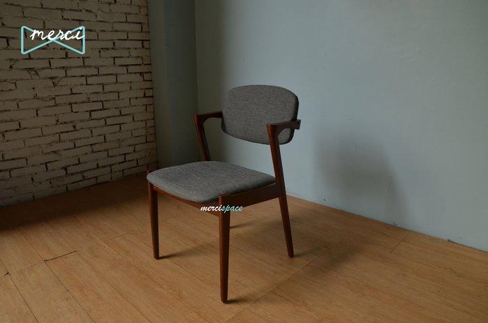 美希嚴選 Sherlock 夏洛特餐椅/書桌椅/適合長時間坐著/flap-back chair /訂製款/亞麻布