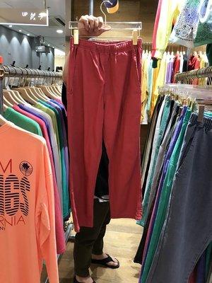 雨潤韓國直郵代購㊣0828新款 VARY COON松緊腰凈版時尚簡潔休閑褲