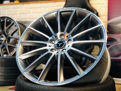 國豐動力 W213 E43 E63 E250 E200 W212 W205 正廠 AMG鋁圈 20吋 8J ET43 9J ET49 單價 現貨供應