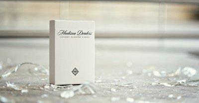 [808 MAGIC] 魔術道具 Madison Dealer DM - Erdnase Green v3