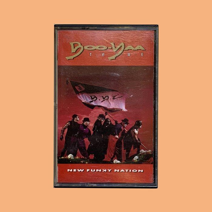 JCI:Boo-Yaa TRIBE  1990 - New Funky Nation 西岸 / 洛杉磯 / 血幫