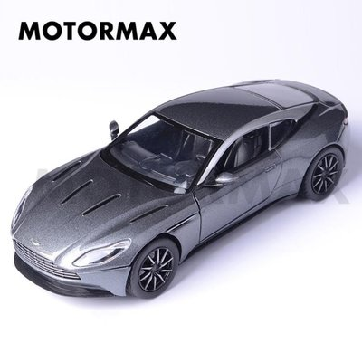MOTORMAX1:24 阿斯頓馬丁DB11跑車模型汽車仿真合金車模