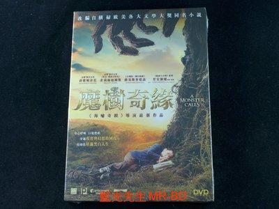 [DVD] - 怪物來敲門 ( 魔樹奇緣 ) A Monster Calls