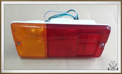 【帝益汽材】DAIHATSU 大發 好載 87~92年 貨車 後燈 尾燈 煞車燈 後方向燈
