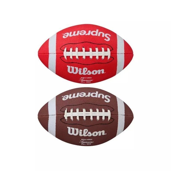 全新商品 Supreme 10FW Mini Football 橄欖球 紅色
