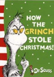 *小貝比的家*HOW THE GRINCH STOLE CHRISTMAS! /黃底高階/平裝/75折至12/26止