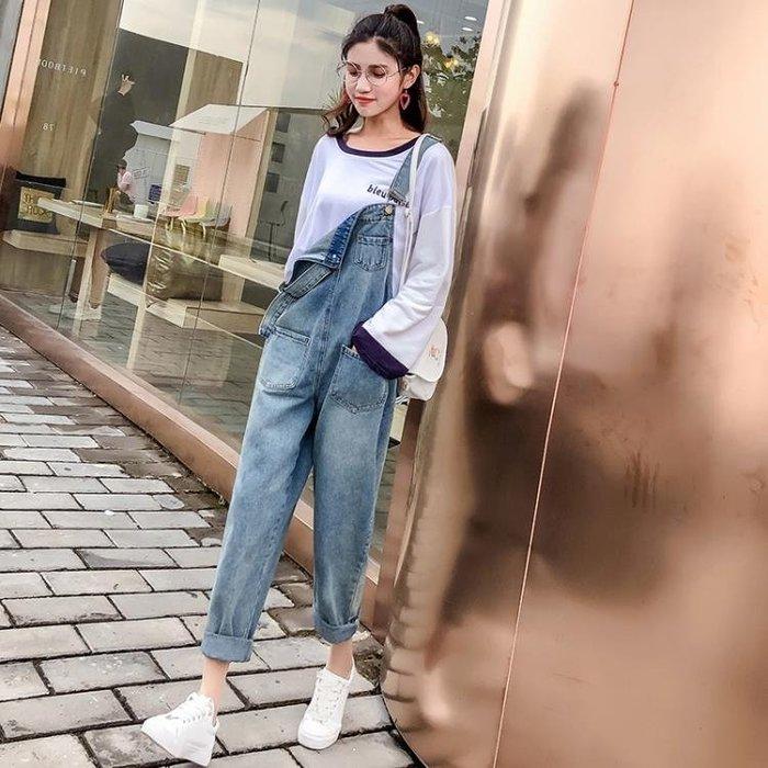 新款寬鬆韓版闊腿森女系網紅同款九分褲