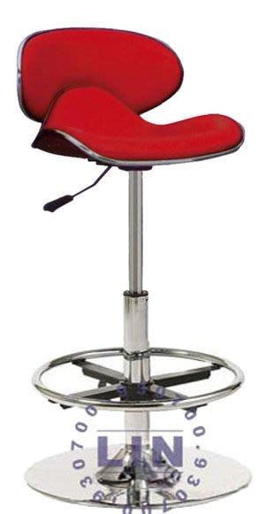 【品特優家具倉儲】R809-06吧台椅TX-222B圓盤吧台椅櫃檯椅