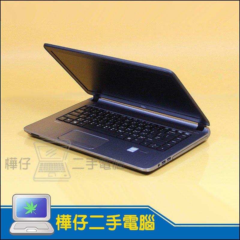 【樺仔二手筆電】HP ProBook 440 G2 1G獨顯 Win10系統 I5五代CPU 500G硬碟 14吋