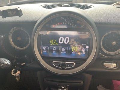 迷你 MINI Cooper R56 R60 Android 安卓版高清電容觸控螢幕主機 導航/USB/DVD/藍芽音樂