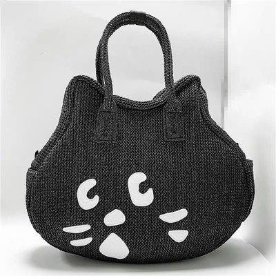 🌸歐夏蕾媽貓屋🌸 新款ne- net貓驚訝貓nya造型貓頭大包(預購中)