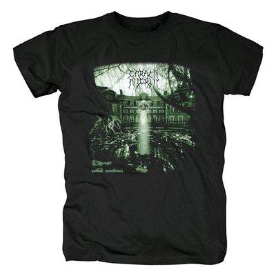Carach Angren鐵腭交響黑金屬Ethereal Veiled Existence紀念T恤