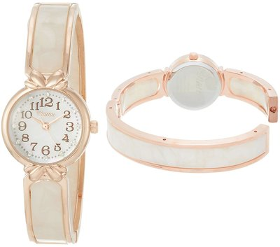 日本正版 Fieldwork nattito ASS086-1 腕錶 女錶 女用 手錶 手環 日本代購