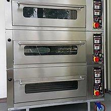 【原豪食品機械】商用烤箱/雙層烤箱/ 三層六盤專業烘培電烤箱(台灣製造)