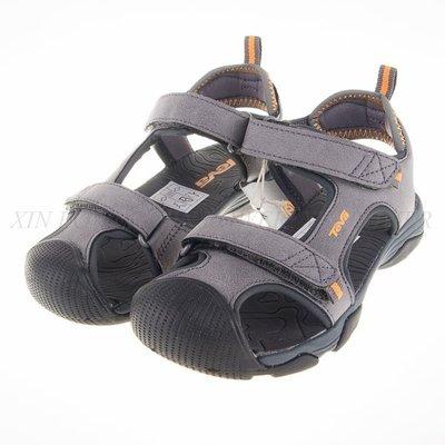 TEVA 兒童 Toachi 4 多功能 護趾 中童涼鞋-灰-110239CDGOR 特價1580元(含運)